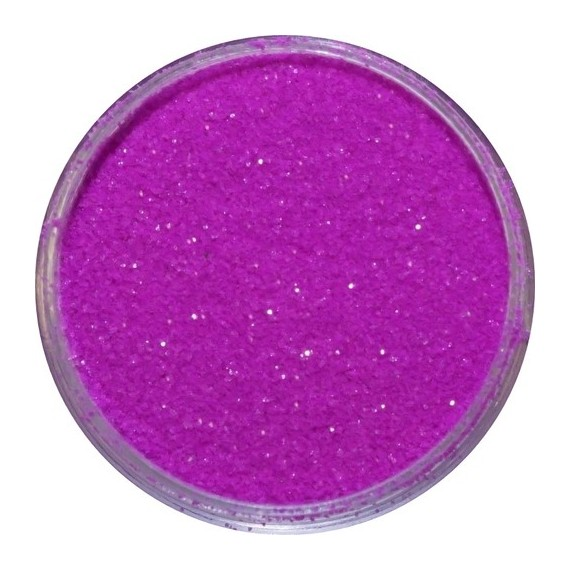 Purpurina Suelta UV de 5 Mililitros Varios Colores
