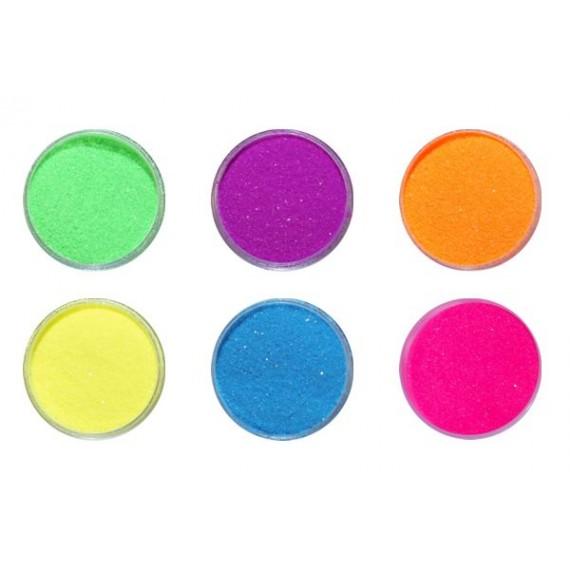Purpurina Suelta UV de 5 Mililitros Varios Colores de Superstar