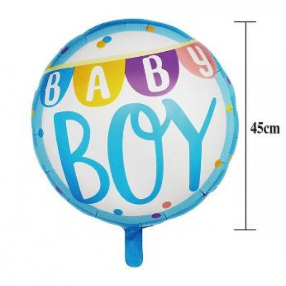Globo de Baby Boy de 45 Centímetros