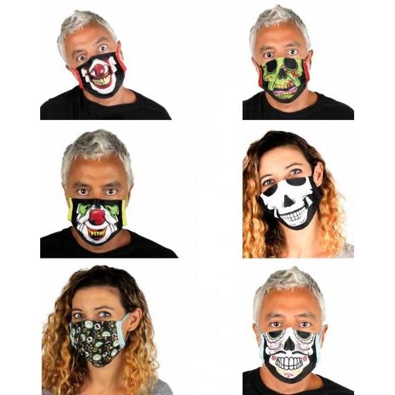 .Mascarilla de Halloween para Adulto