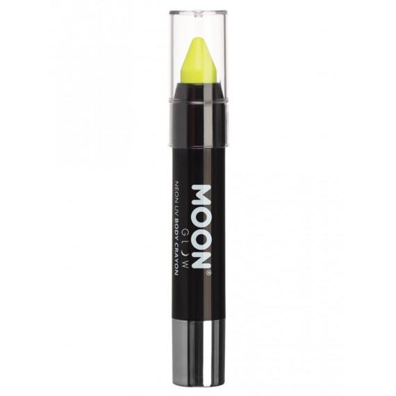Barra de Maquillaje Moon Glow Pastel Neón UV Color Pastel para Cuerpo