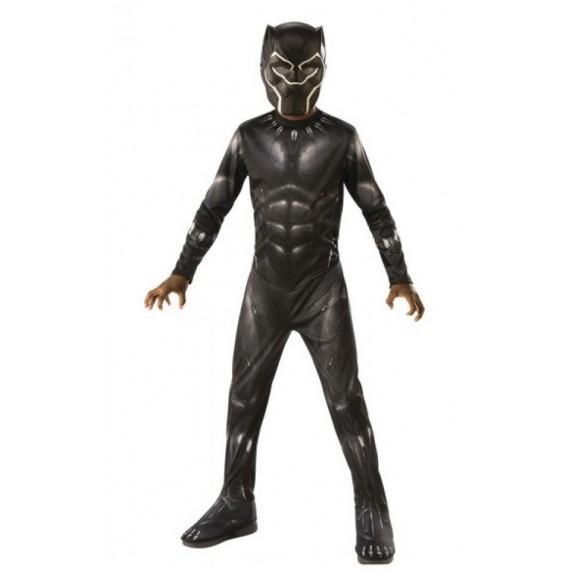 Disfraz de Black Panther Clásico de Endgame Infantil