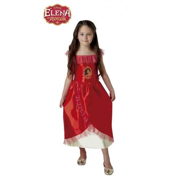 Disfraz de Elena de Avalor Clásico Infantil