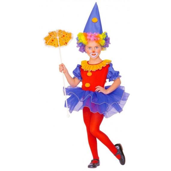 Disfraz de Payasa Bailarina Infantil