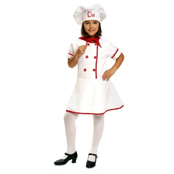 Disfraz de Cocinera Infantil