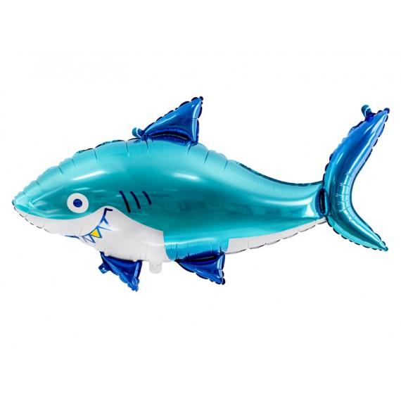.Globo de Tiburón de 92 x 48 Centímetros
