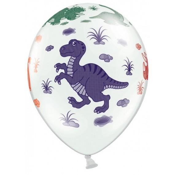 Globo de Dinosaurio de 30 Centímetros