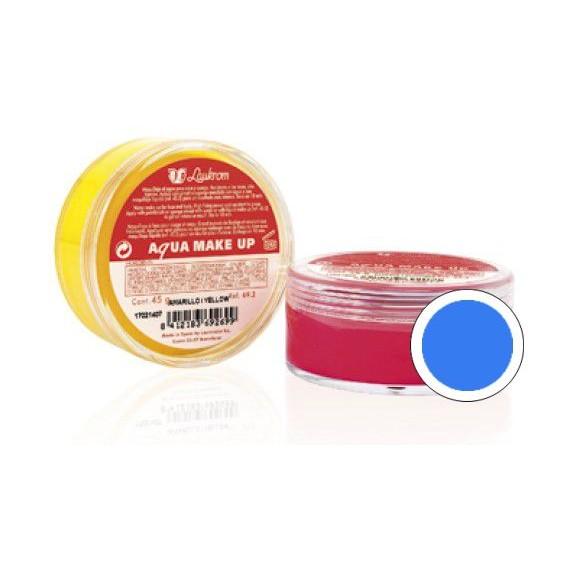 Maquillaje al Agua Aqua Make Up de 45 Gramos Varios Colores
