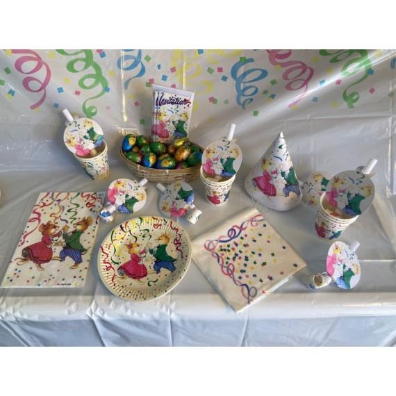 Caja Decoración Fiesta de Ratón