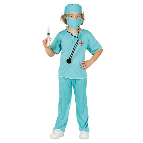Disfraz de Cirujano Infantil