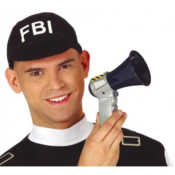 Bocina de Policía con Sonido
