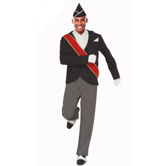 Disfraz de Funeral Dancing para Adulto