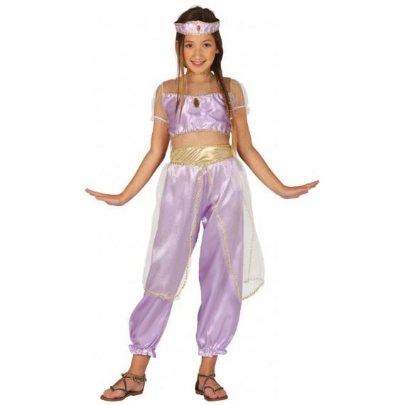 Disfraz de Princesa del Desierto Infantil
