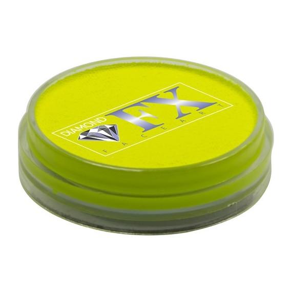 Maquillaje al Agua Fluorescente de 10 Gramos Varios Colores de Diamond FX