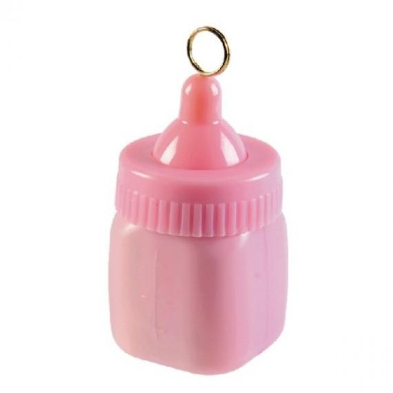Contrapeso de Biberón de 80 Gramos de color Rosa