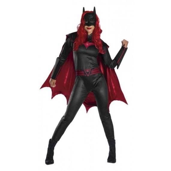 Disfraz de Batwoman Deluxe para Adulto