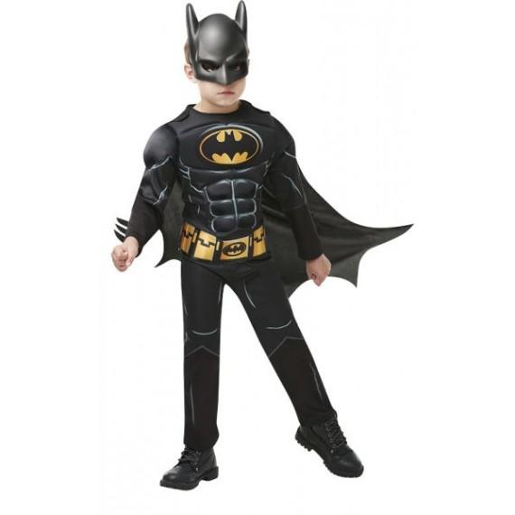 Disfraz de Batman Black Core Infantil