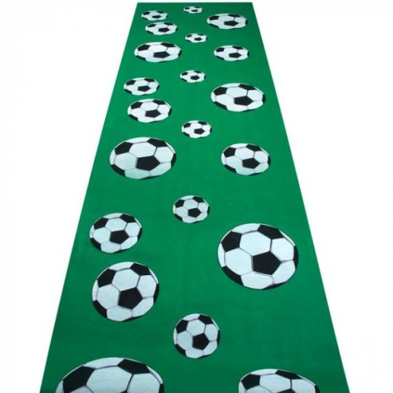 Alfombra de Balón de Fútbol de 450 x 60 Centímetros