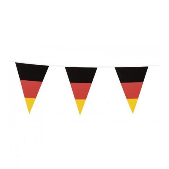 .Guirnalda de Banderines de Alemania de 10 Metros