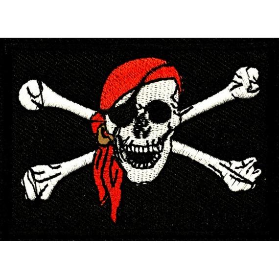 Parche de Bandera Pirata