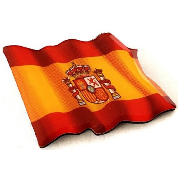 Imán de España 2 Unidades de 4 x 6 Centímetros para Nevera