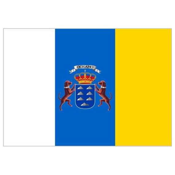 Bandera de 90 x 150 Centímetros de Poliéster para Interior Varios Emblemas