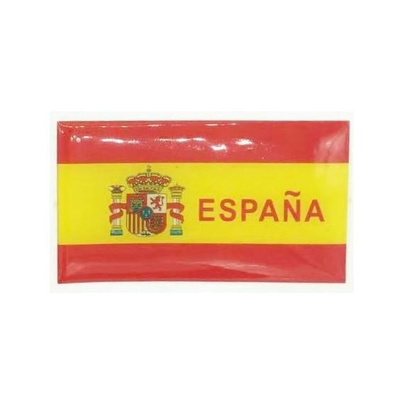 Pegatina de España de 9 x 5 Centímetros