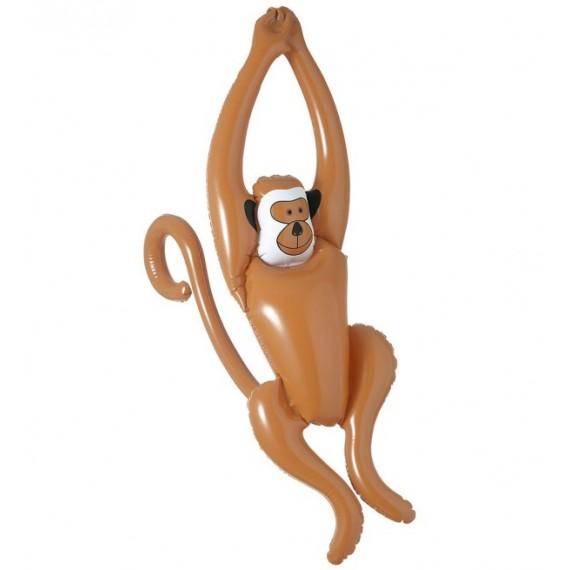 Mono Hinchable de 90 Centímetros para Colgar