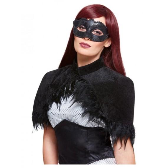 Set de Cuervo Oscuro para Adulto