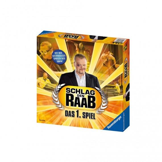 Juego de Mesa Schalg Den Raab en Alemán