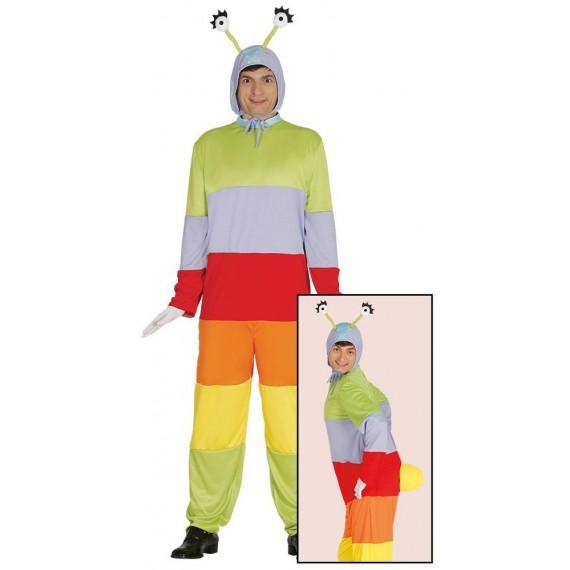 Disfraz de Gusano para Adulto
