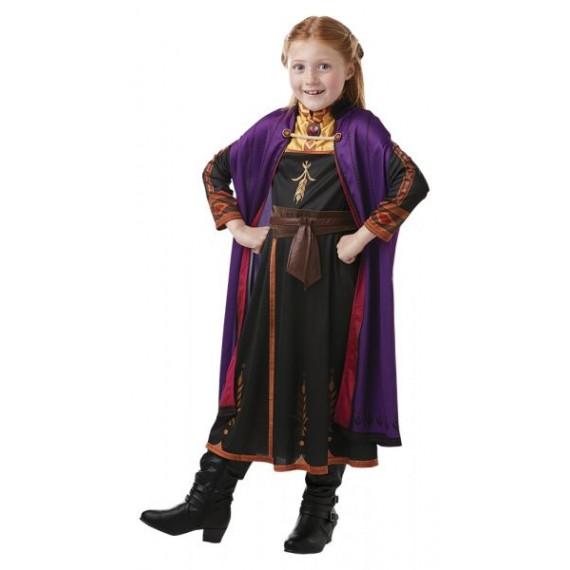 Disfraz de Anna de Frozen 2 Infantil