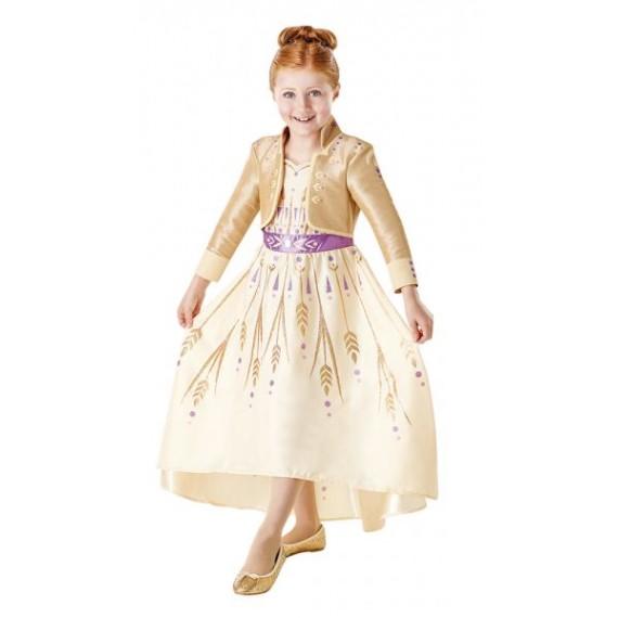 Disfraz de Anna Clásico Prólogo de Frozen 2 Infantil