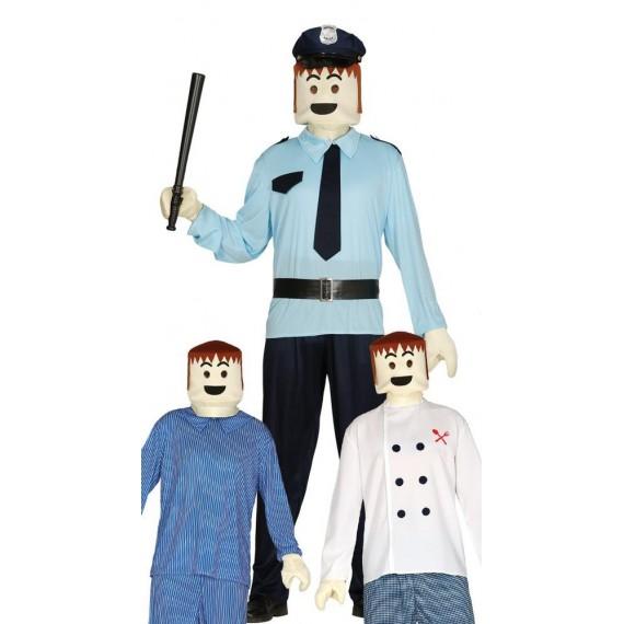 Disfraz de Muñeco para Adulto