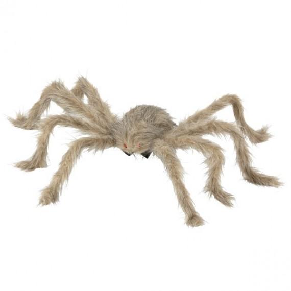 Araña Peluda Moldeable de 45 Centímetros