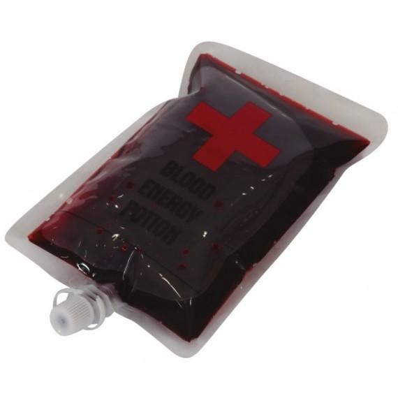 Bolsa Medica con Sangre Artificial de 200 Mililitros