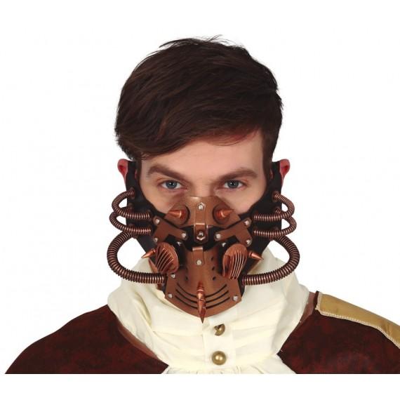 Máscara de Steampunk para Adulto