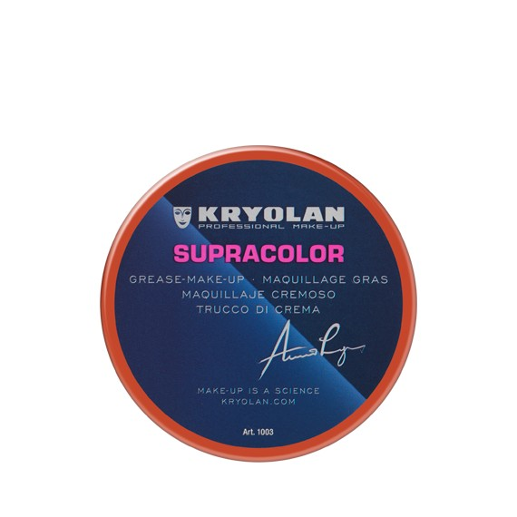 Maquillaje en Crema Supracolor de 55 Mililitros Varios Colores de Kryolan