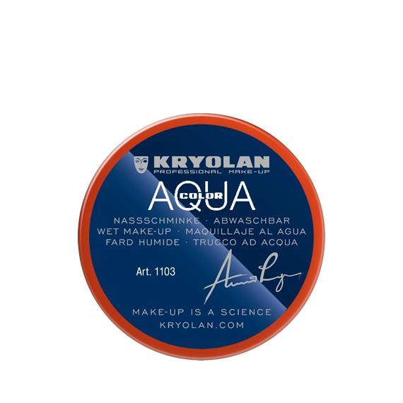 Maquillaje al Agua Aquacolor de 55 Mililitros Varios Colores de Kryolan