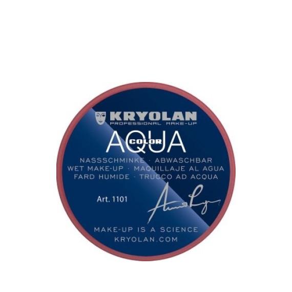 Maquillaje al Agua Aquacolor de 8 Mililitros Varios Colores de Kryolan