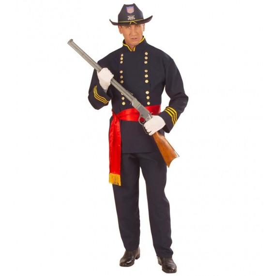 Disfraz de General del Ejército de la Unión para Adulto
