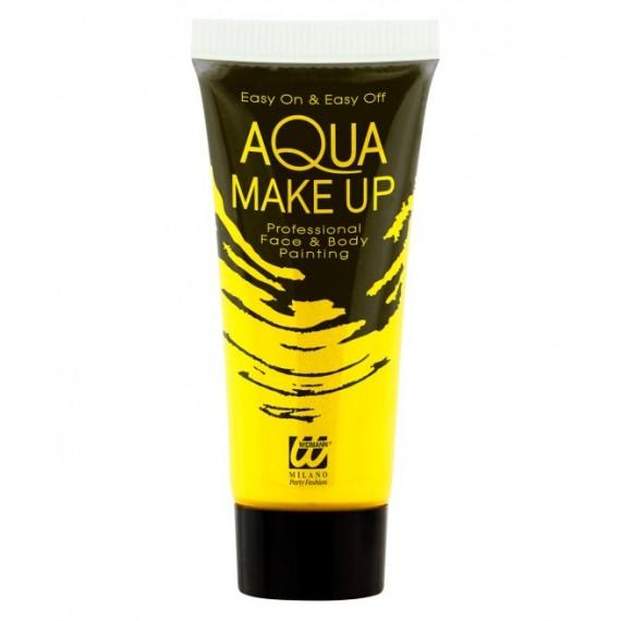 Maquillaje al Agua de 30 Mililitros color Neón para Cuerpo y Cara