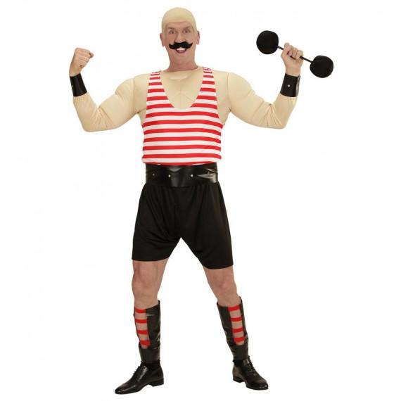 Disfraz de Forzudo de Circo para Adulto
