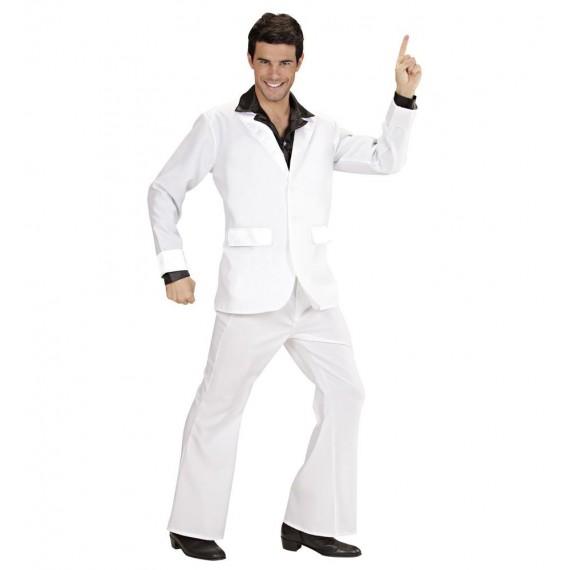 Traje de Fiesta de color Blanco para Adultos