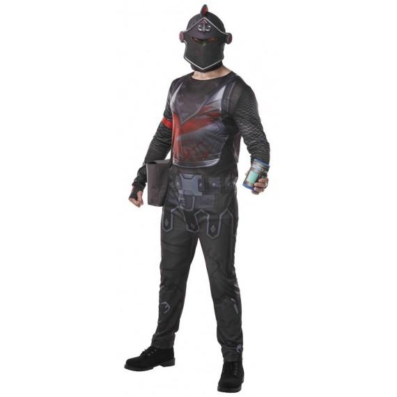 Disfraz de Black Knight de Fortnite para Adultos