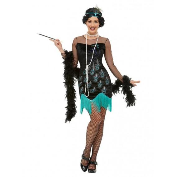 Disfraz de Cabaretera de los años 20s para Adultos