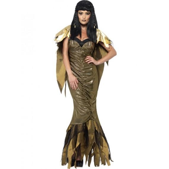 Disfraz de Cleopatra Siniestra para Adulto