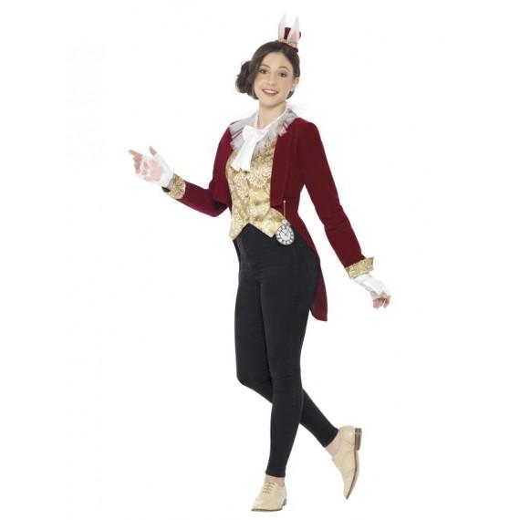 Disfraz de Conejo Vintage para Adultos