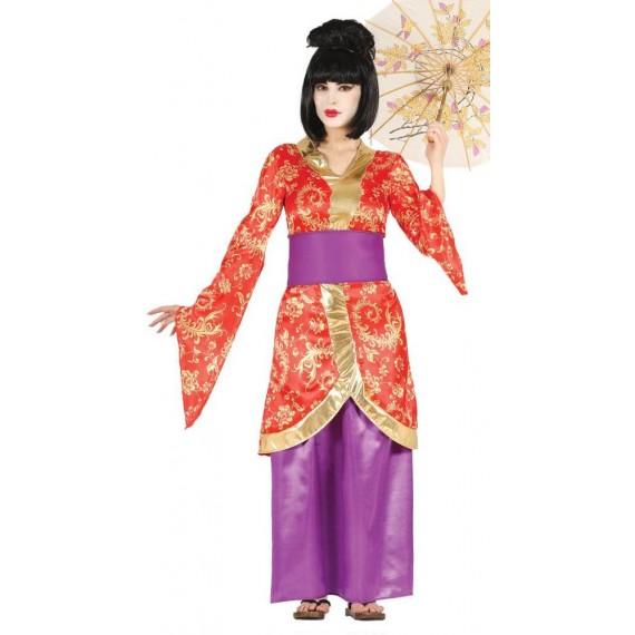 Disfraz de Geisha para Adulto