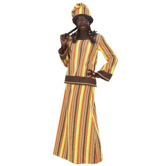 Disfraz de Africana para Adultos